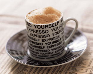 espresso yourself with coffee from our free espersso coffee vending machine